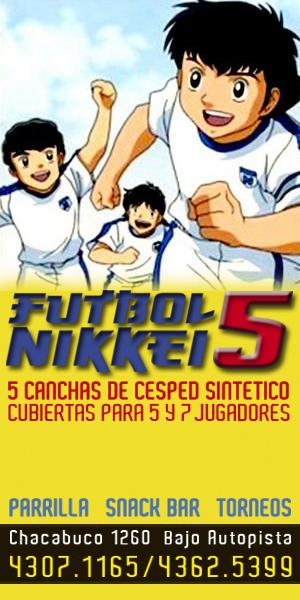 Nikkei Fútbol 11 junio