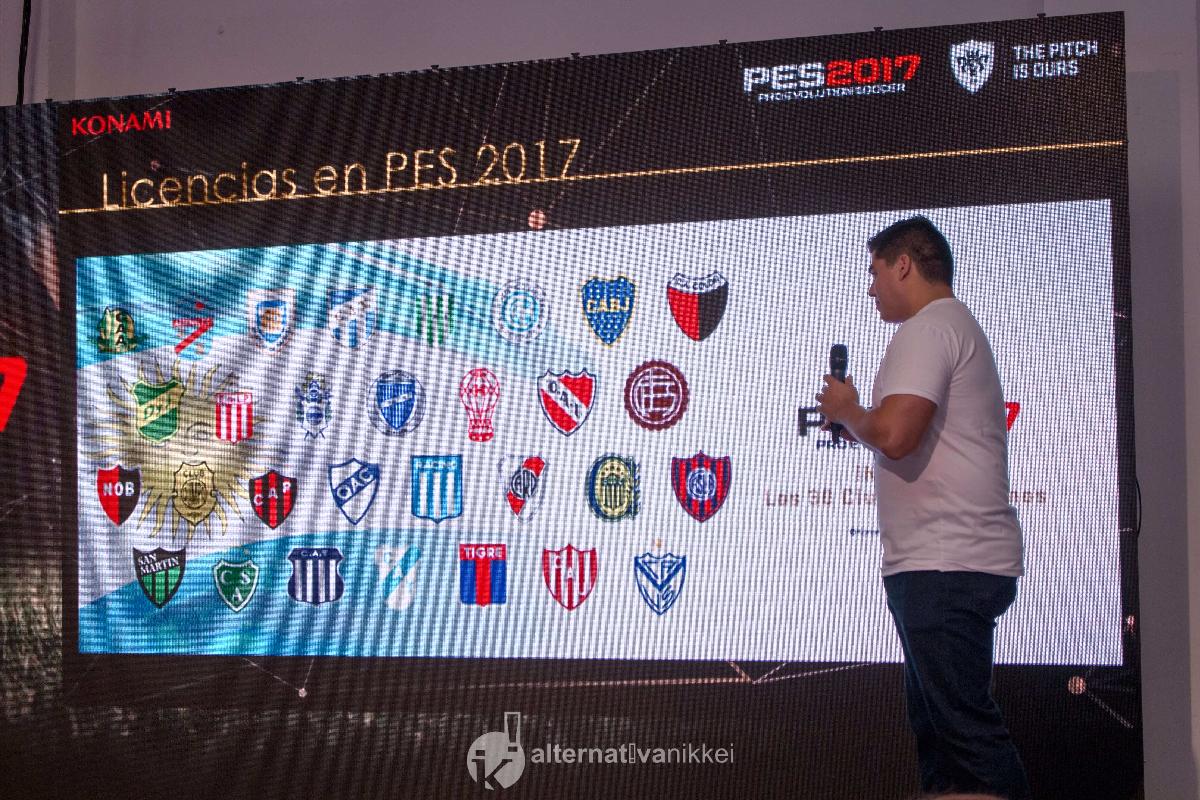 Robbye Ron da a conocer la licencia de los 30 equipos argentinos de 1ra división. Foto: tbo