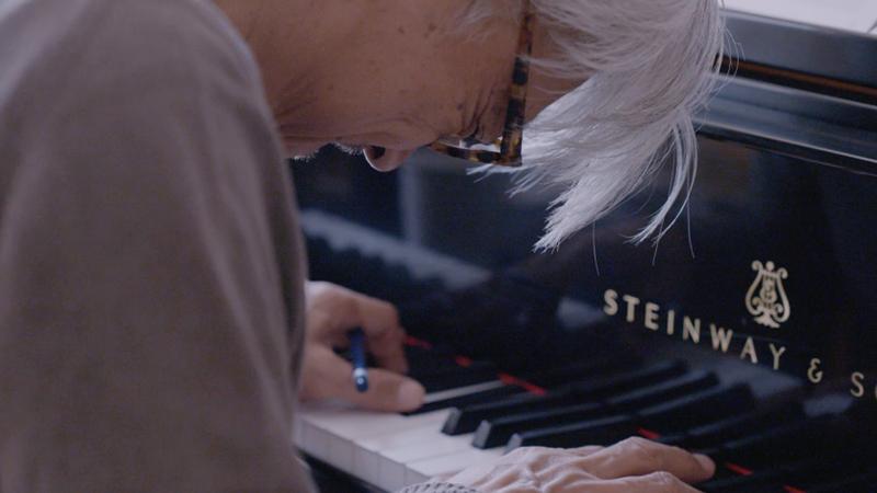 Imagen gentileza BAFICI. Película: Ryuichi Sakamoto Coda.