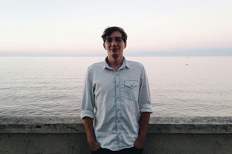 Agustín Suárez, el otro participante del Programa de Invitación a los Nikkeis 2016.