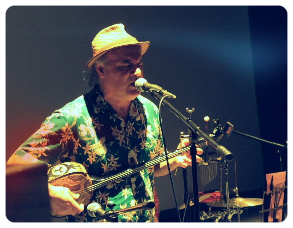 Rubén Sánchez, Grupo Sunawai Foto: Romina Giménez