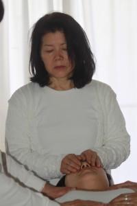 Michiko Arakaki.