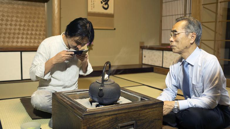 Shinobu Namae en Una Residencial de Kioto; Gentileza @Namae_san