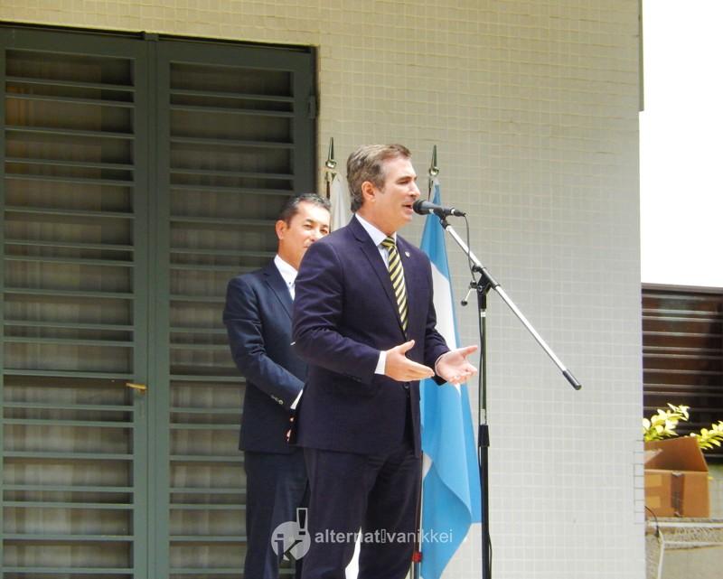 Pedro Orgambide, Secretario de actas de Boca Jrs. Foto: Nahuel Murru