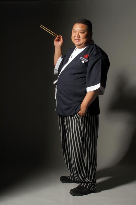 Chef Iwao Komiyama. Foto: Carlos Fadigati