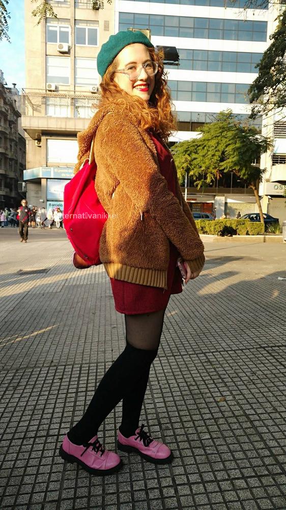 Harajuku Fashion Walk International 2017 en Buenos Aires. Foto: Adriana Lepere.