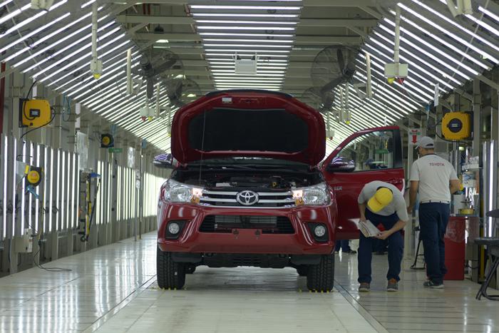 Foto gentileza de Toyota Argentina.