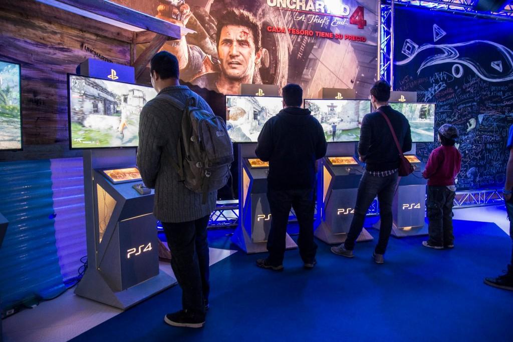PlayStation, de la empresa japonesa Sony, será una de las atracciones.
