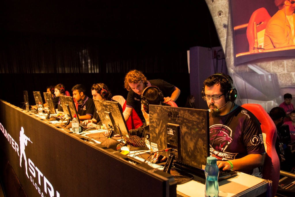 Equipos profesionales de Counter Strike o League of Legends demostrarán su poderío.