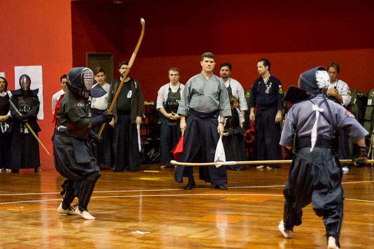 Torneo en el Instituto Niten. Foto Gentileza Marina Saieva.