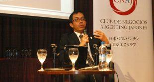 Toshio Kii, Director General de JETRO Argentina